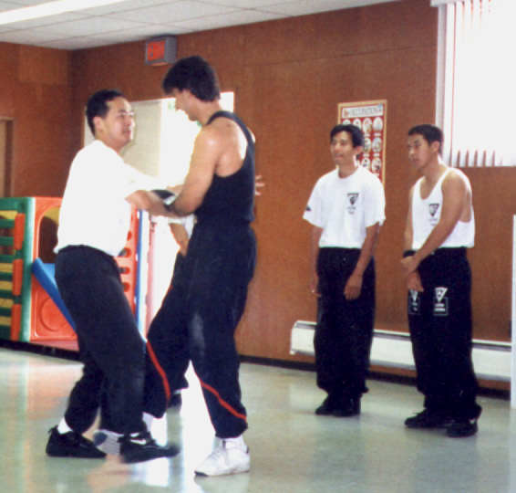 Lat Sao check by Sifu Emin
